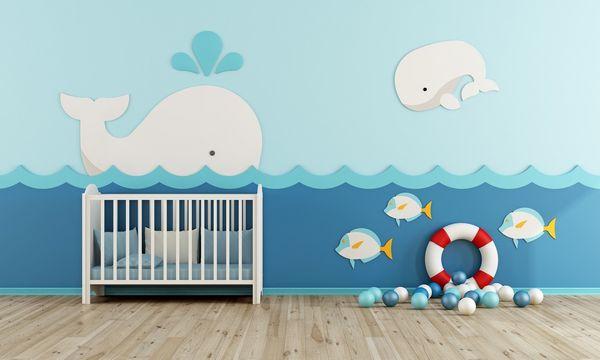 3 elemente esentiale pentru a crea un ambient placut in camera bebelusului