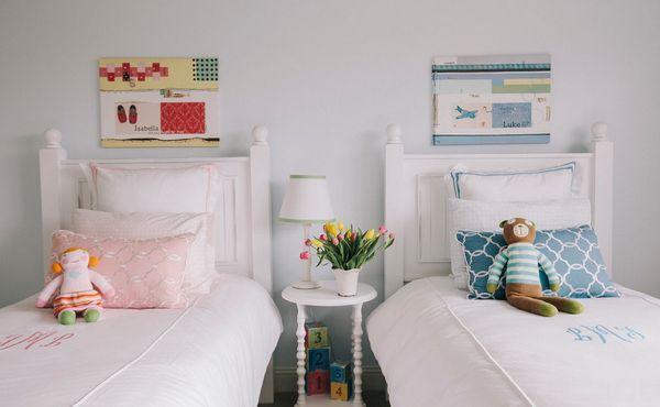 Cum sa amenajezi o camera pentru 2 copii - galerie imagini