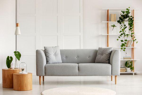 Canapelele in stil scandinav - potrivite in aproape orice stil de amenajare