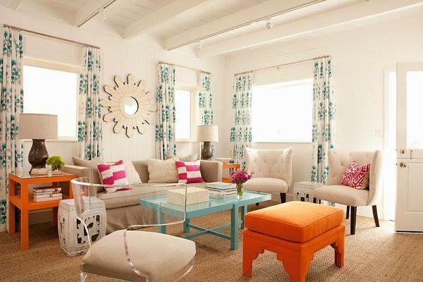 Idei pentru un design interior eclectic spectaculos