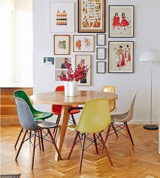 Cum sa amenajezi un loc mic pentru luat masa