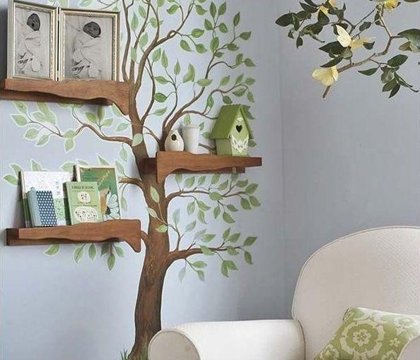 Idei pentru decorarea unui perete gol - galerie de imagini
