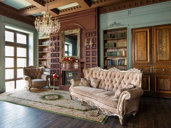 Top 3 obiecte de mobilier de lux care vor da personalitate locuintei tale!